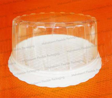 Dome Cake Box