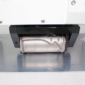 Ultrasonic Gantry Frame Lace Sewing Machine