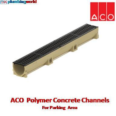 Aco Polymer Concrete Channel