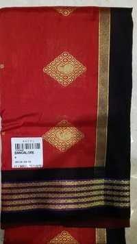 Orissa Border Silk Saree