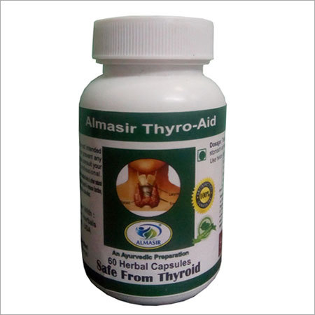 Herbal Thyroid Capsules