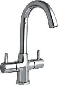 Classic Central Hole Basin Mixer