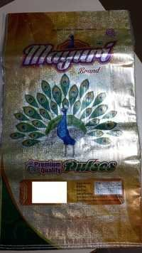 Metalized Laminated Film Rice Bags