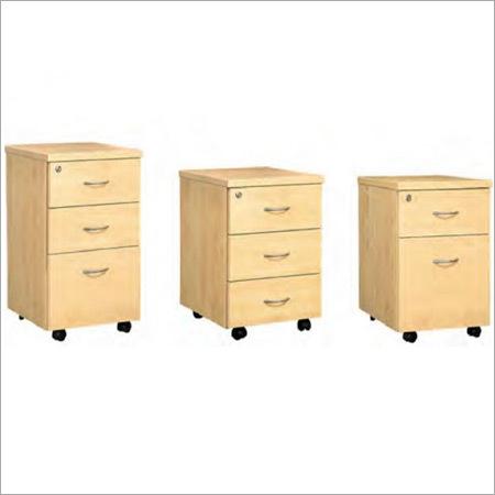 Office Wooden Pedestal Units