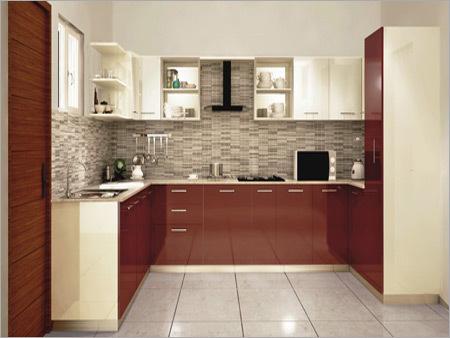 Designed Modular Kitchen Furniture