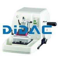 Semi Automated Rotary Microtome