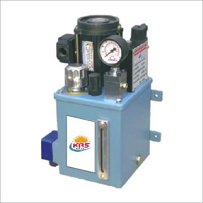 Motorized Lubrication Pump