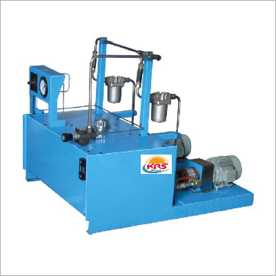 Force Feed Lubrication System