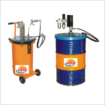 Mobile Grease Filling System