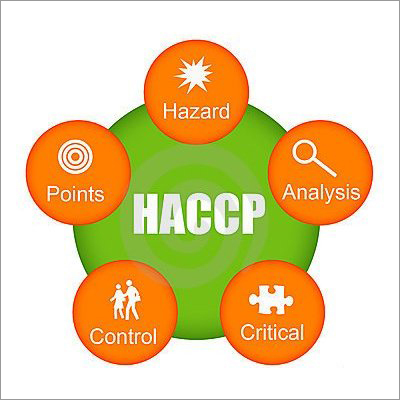 HACCP - Hazard Analysis And Critical Control Point