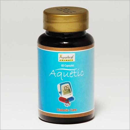 Aquetic Diabetic Care Capsules