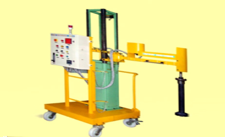 Rotary Degassing Machine