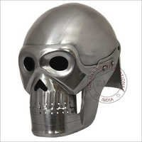 Medieval Skeleton Armor Helmet