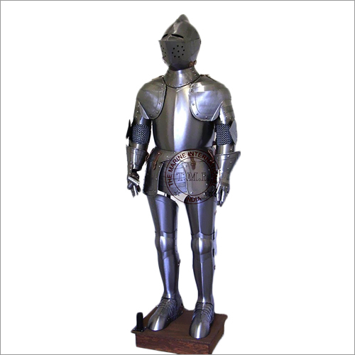 Medieval Knight Crusader Armour Suit