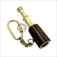 Nautical Key Chain Telescope