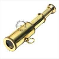 Brass Miniature Telescope
