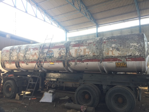 Tank Repairs and Maintenance