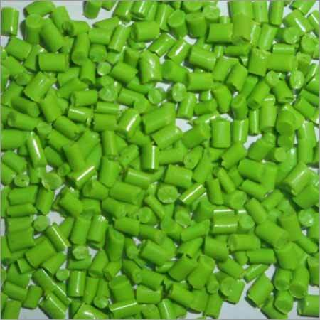 Green Crystal PP Granules