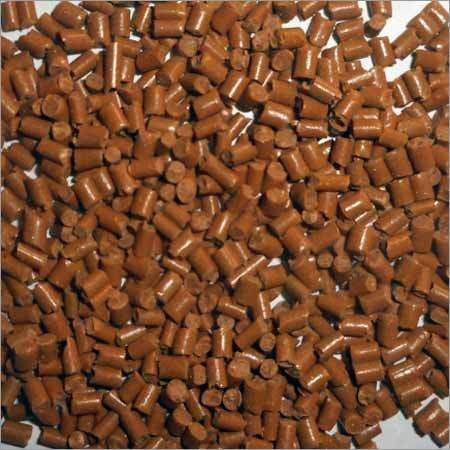 Wooden Color Plastic Hips Granules