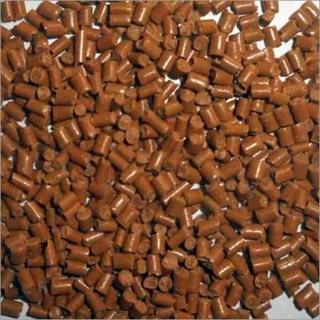 Wooden Color Plastic Hips Granules