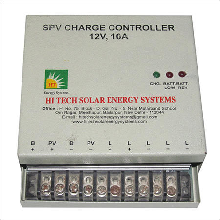 SPV Charge Controller