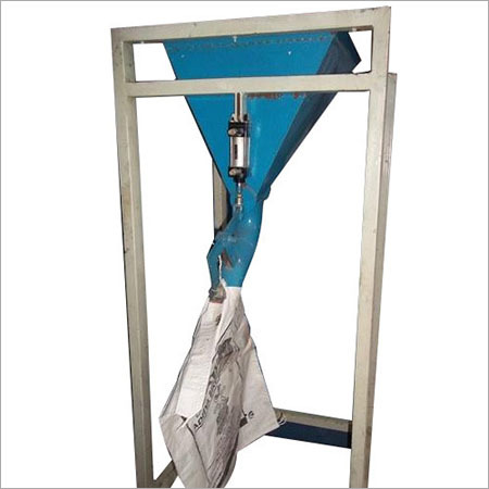 PP Woven Valve Type Bag Packing Machine