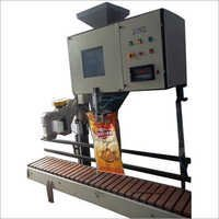 Box Type Bag Filling and Packing Machine
