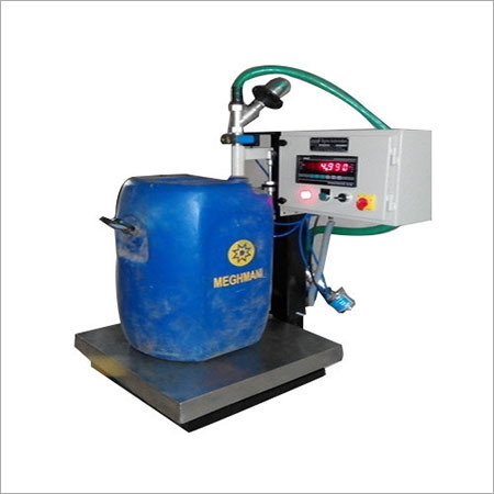 Liquid Drum Filling Systems