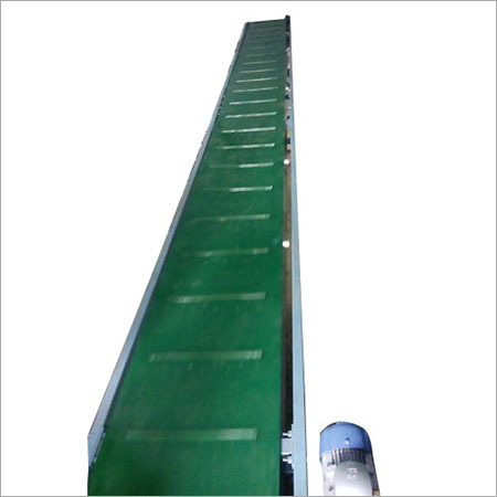 MS Powder Coating Belt Conveyor