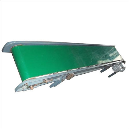 PVC Green Food Grade Belt Conveyor