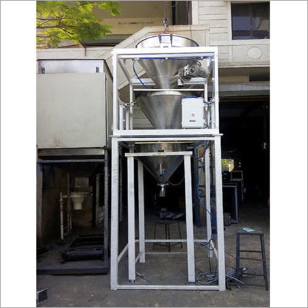 Gypsum Powder Bag Filling Machine