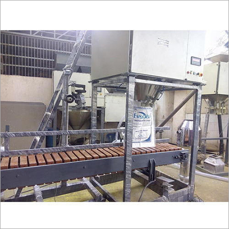 Bag Packaging Automation