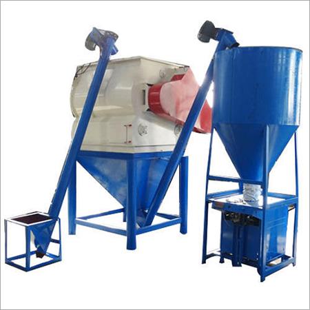 Dry Mortar Material Bag Packing Machine