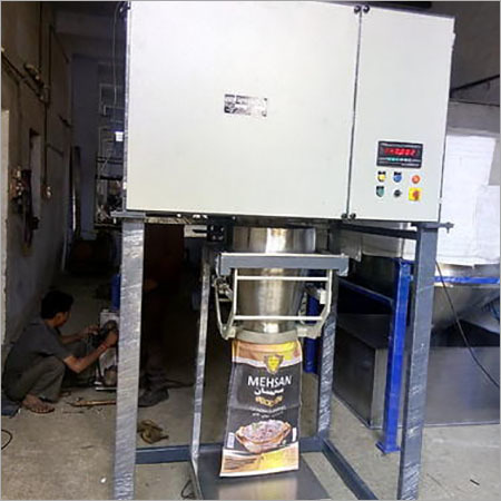 Mineral Powder Bag Filling System