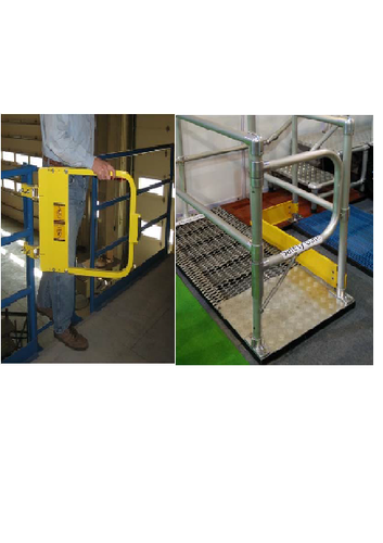 Safety Gates - Single Side Openable