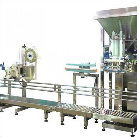 Mineral Powder Filling Machine