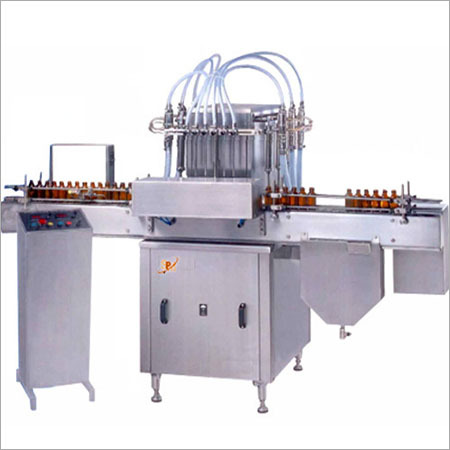 Online Filling Machine