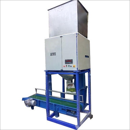 Semi Automatic Bag Packing Machine