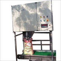 Semi Automatic Fertilizer Bag Packing Machine
