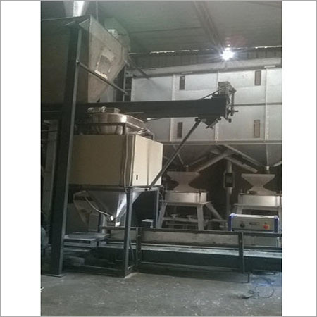 25 Kg Wheat Grain Filling Machine