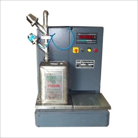 Tin Oil Packaging Machine