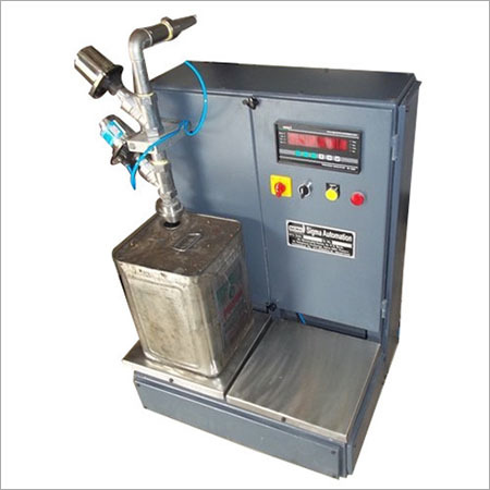 Palm Oil Tin Filling System