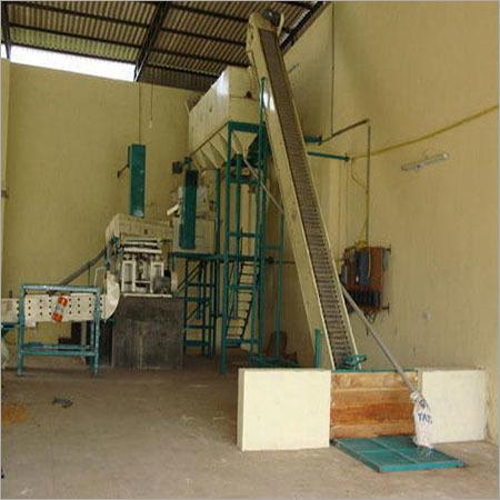 Acclivition Material Handling Conveyor