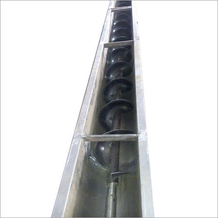 Hanger Bearing Screw Conveyor