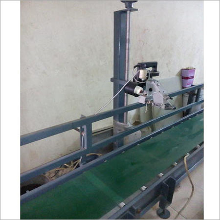 Conveyor Bag Closing Machine