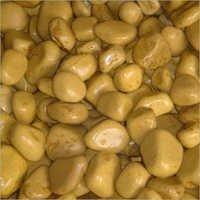 Yellow Stone Pebbles