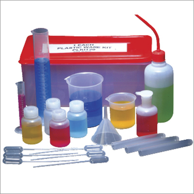 Delta Education Student Plasticware Kit 121 2629 Lab Equipment Supplies