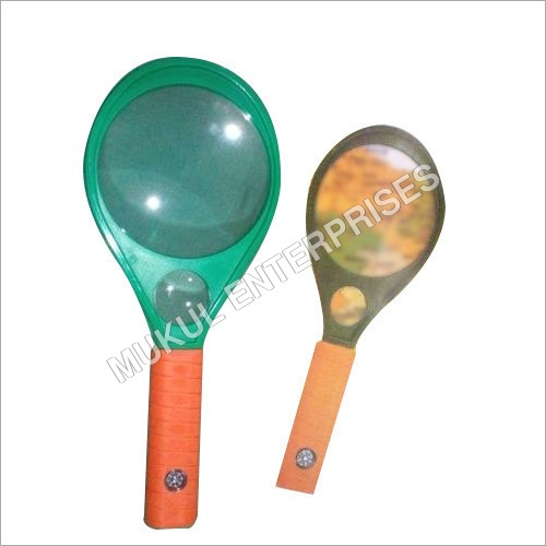 Raquet Glass Magnifier