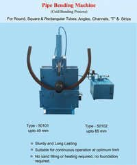 Cold Pipe Bending Machine