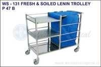 Fresh & Soiled Lenin Trolley